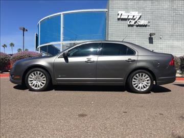 2011 Ford Fusion Hybrid for sale in Gilbert, AZ