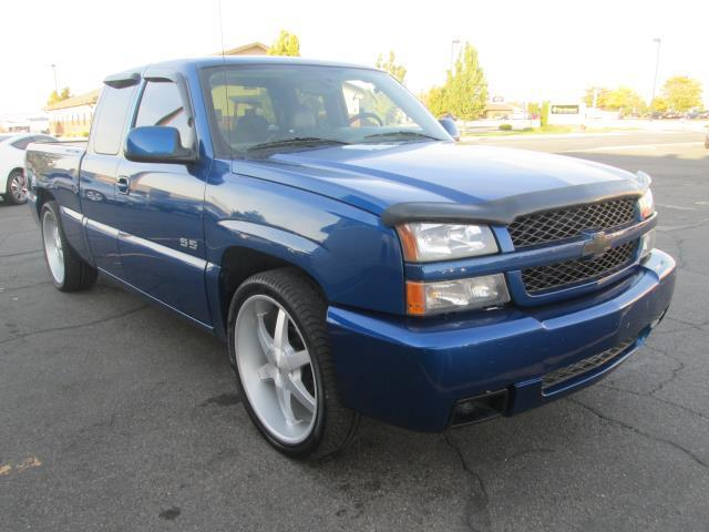 2004 chevrolet silverado 1500 ss for sale in twin falls id. Black Bedroom Furniture Sets. Home Design Ideas