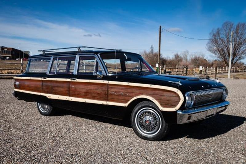 1962 ford falcon for sale. Black Bedroom Furniture Sets. Home Design Ideas
