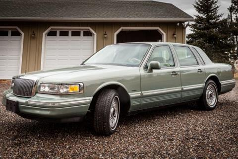 1995 Lincoln Town Car for sale in Twin Falls, ID