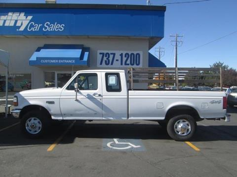 1995 Ford F-250 for sale in Twin Falls, ID