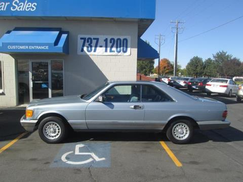 1982 Mercedes-Benz 380-Class for sale in Twin Falls, ID