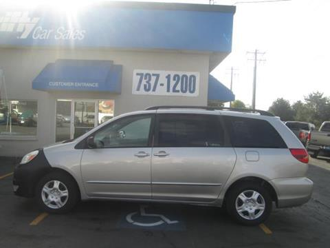 Toyota Sienna For Sale In Idaho