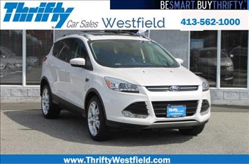 2013 Ford Escape for sale in Westfield, MA