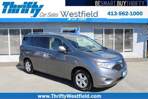 2016 Nissan Quest for sale in Westfield, MA