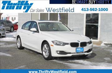 2014 BMW 3 Series for sale in Westfield, MA