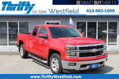 2015 Chevrolet Silverado 1500 for sale in Westfield, MA
