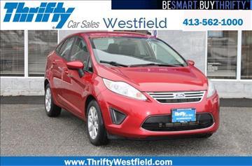 2011 Ford Fiesta for sale in Westfield, MA