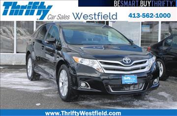 2013 Toyota Venza for sale in Westfield, MA