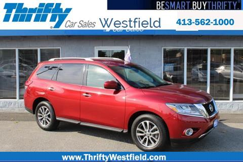 2015 Nissan Pathfinder for sale in Westfield, MA