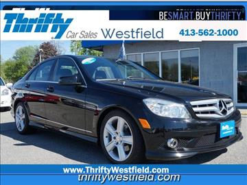 2010 Mercedes-Benz C-Class for sale in Westfield, MA