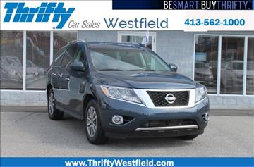 2015 Nissan Pathfinder for sale in Westfield, MA