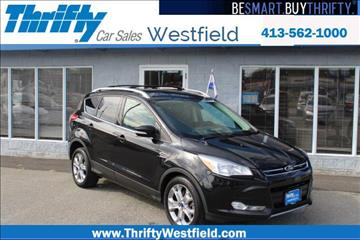 2014 Ford Escape for sale in Westfield, MA