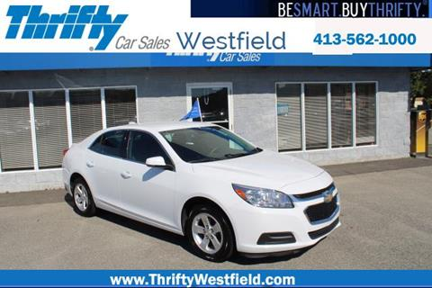 2016 Chevrolet Malibu Limited for sale in Westfield, MA