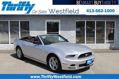 2014 Ford Mustang for sale in Westfield, MA