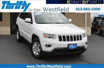 2014 Jeep Grand Cherokee for sale in Westfield, MA