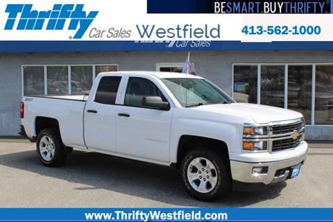 2014 Chevrolet Silverado 1500 for sale in Westfield, MA
