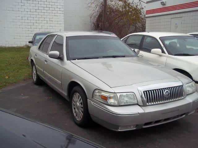 2006 Mercury Grand Marquis
