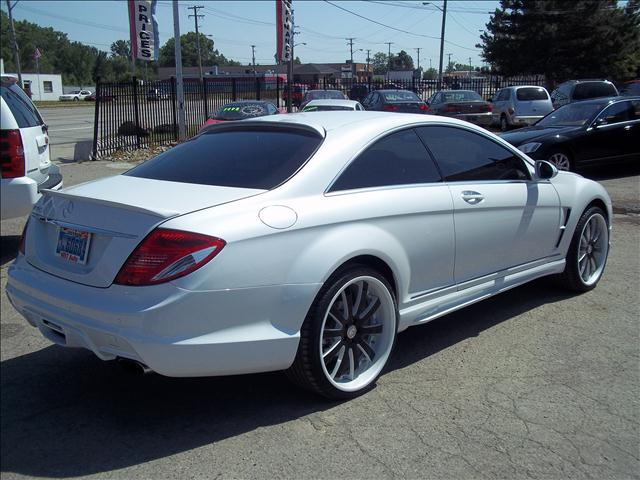 2007 mercedes benz cl class cl550 for sale in warren for 2007 mercedes benz cl550 for sale