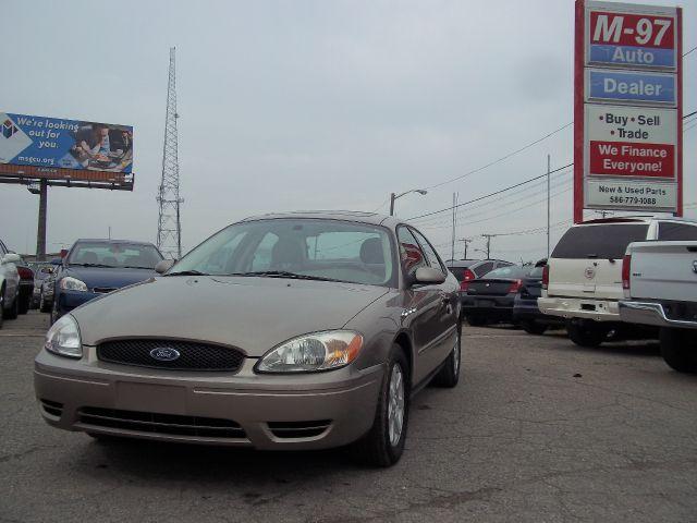 2007 Ford Taurus