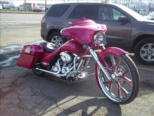 2012 Harley-Davidson FLHX Street Glide