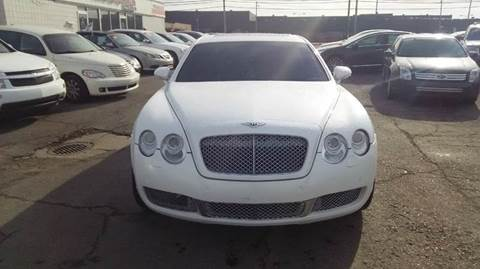 2008 Bentley Continental