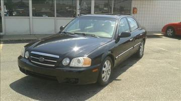 2004 Kia Optima