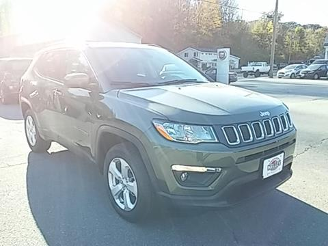 2018 Jeep Compass for sale in Springfield VT