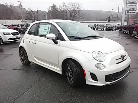 2017 FIAT 500 for sale in Springfield, VT