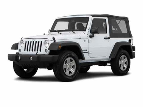 2017 Jeep Wrangler for sale in Springfield VT