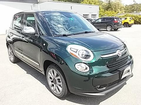 2017 FIAT 500L for sale in Springfield VT