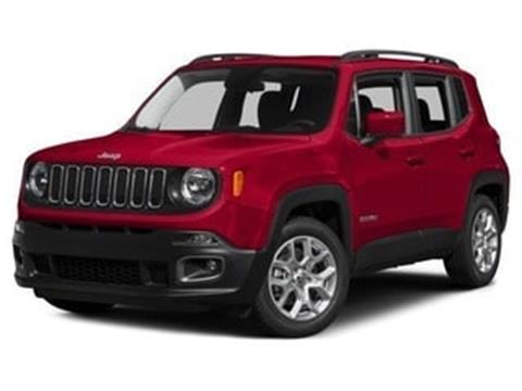 2017 Jeep Renegade for sale in Springfield, VT