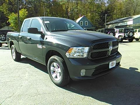 2018 RAM Ram Pickup 1500 for sale in Springfield, VT
