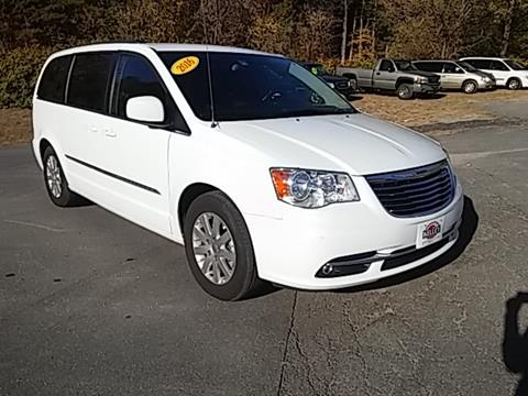 2016 Chrysler Town and Country for sale in Springfield VT