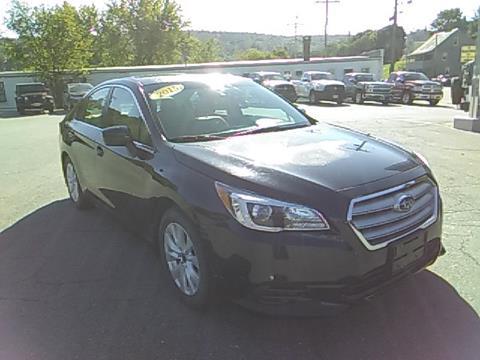 2015 Subaru Legacy for sale in Springfield, VT