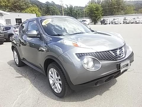 2014 Nissan JUKE for sale in Springfield VT