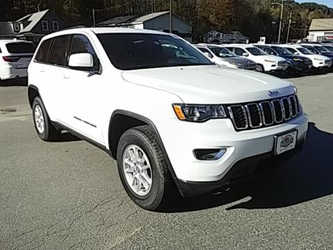 2018 Jeep Grand Cherokee for sale in Springfield, VT