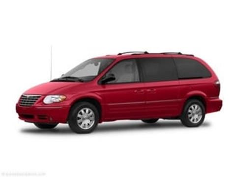 2007 Chrysler Town and Country for sale in Springfield, VT