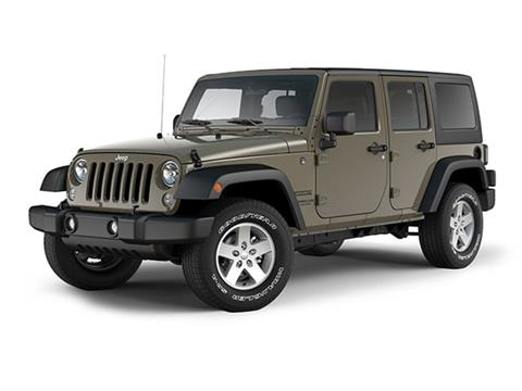 2017 Jeep Wrangler Unlimited for sale in Springfield, VT