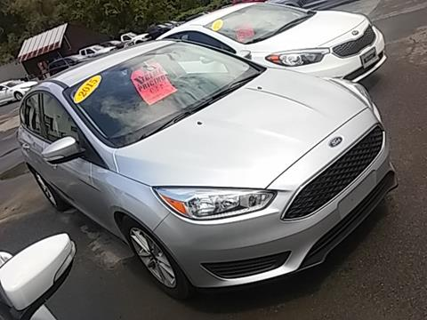 2015 Ford Focus for sale in Springfield, VT