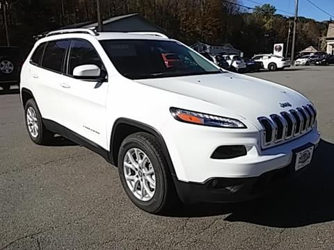 2018 Jeep Cherokee for sale in Springfield, VT