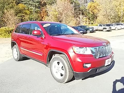 2011 Jeep Grand Cherokee for sale in Springfield VT