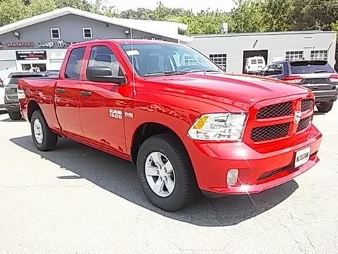 2017 RAM Ram Pickup 1500 for sale in Springfield, VT