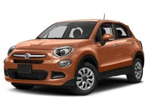 2017 FIAT 500X for sale in Springfield, VT
