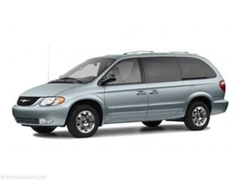 2004 Chrysler Town and Country for sale in Springfield, VT