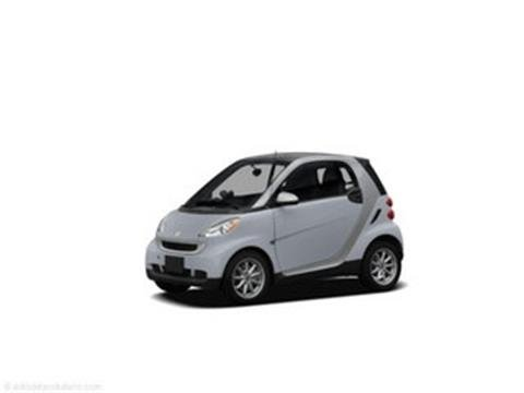 2009 Smart fortwo for sale in Springfield, VT
