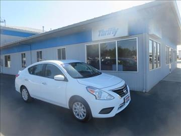 2015 Nissan Versa for sale in Spokane, WA