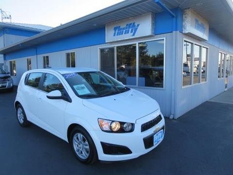 2015 Chevrolet Sonic for sale in Spokane, WA