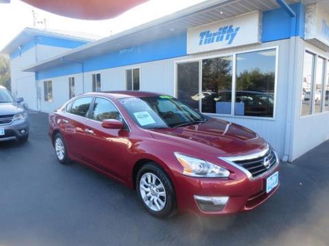 2015 Nissan Altima for sale in Spokane, WA