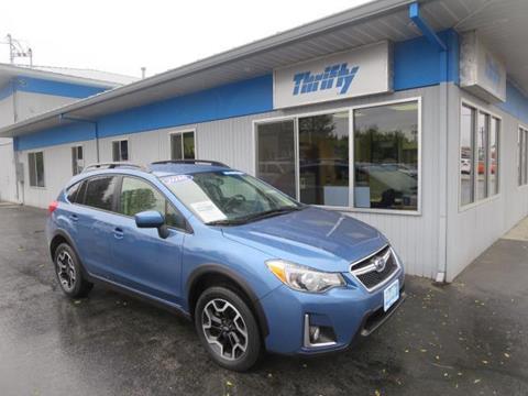2016 Subaru Crosstrek for sale in Spokane, WA